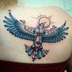 Thunderbird tat