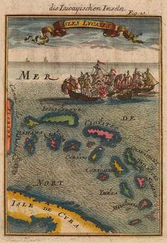 Allain Manesson Mallet, Description de l'Univers (1719 Frankfurt edition) .
