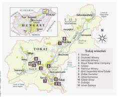 The Decanter travel guide: #Tokaj, #Hungary | decanter.com. #WineMaps