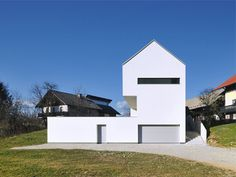 House Suha in Slovenia by Arhitektura d.o.o
