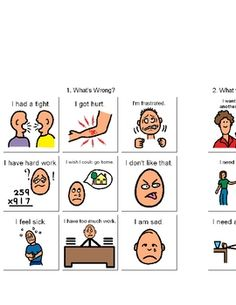 conflict resolution visual