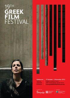 Antipodes Greek Film Festival Poster 2012