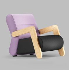 BASE easychair - project 2013 by Redo Design Studio, via Behance