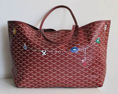goyard customizada juliana ali