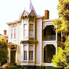 Victorian District, Savannah, GA