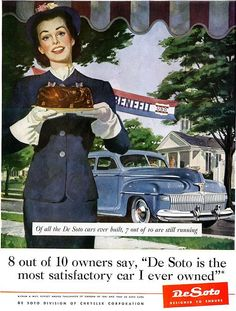 1945 De Soto