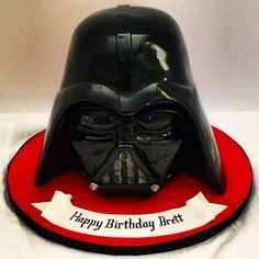 darth vader cakes - Google Search