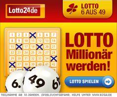 #Jackpot wie noch nie - 47 Millionen Euro - Lotto von zu Hause spielen