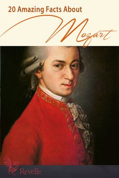 20 Amazing Facts About Mozart http://www.connollymusic.com/stringovation/mozart-20-facts @revellestrings