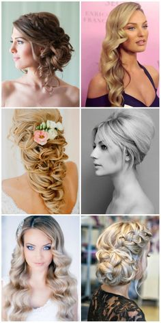 elegant nad stunning hairstyles