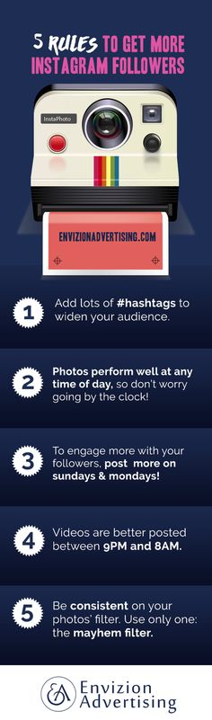 Grow your instagram account organically and fast with these 5 safe and best practices!