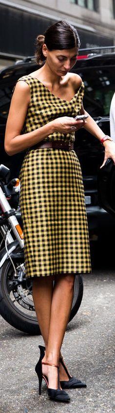 Giovanna Battle, Dresses, Cheese, NY Fashion