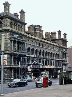 Birmingham News, Birmingham City Centre, Birmingham England, Ford Anglia, Old Train Station, Great Western, Hill Station, Wolverhampton, Bus Stop