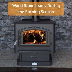 You'll save money on your heating bill every winter with one of these 5 items from Northline Express. Best Pellet Stove, Wood Pellet Stoves, Fireplace Hearth, Stove Fireplace, Fireplace Ideas, Portable Wood Stove, Wood Stove Installation, Wood Stove Heater, Deck Fire Pit