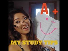 How to Get A's In College: My Successful Study Tips