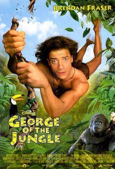 George de la selva es una película estadounidense dirigida por Sam Weisman, producida por los estudios Buena Vista y protagonizada por el actor Brendan Fraser, estrenada en 1997.
