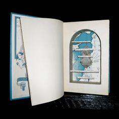 The Well  An Artist Book Sculpture by Fran Horne from by FranHorne, £85.00