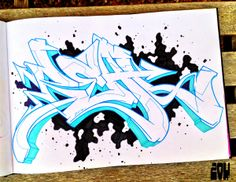 Just some more blackbook work, again done while in Spain.