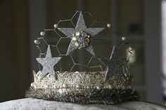 Tiara, the one  I might be able to afford. It harkens back to my family agricultural roots.