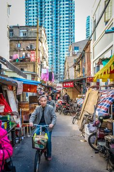 https://flic.kr/p/ukZgZy | Old Street - Shanghai - China | Canon EOS 700D
