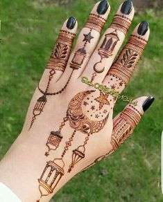 42 Ideas Nails Design Natural Short For 2019 Henna Hand Designs, Eid Mehndi Designs, Latest Mehndi Designs, Mehndi Designs Finger, Modern Mehndi Designs, Mehndi Design Pictures, Wedding Mehndi Designs, Mehndi Designs For Fingers, Beautiful Henna Designs