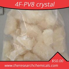 Buy 4F-PV8 crystal online at http://www.theresearchchemicals.com/best-seller-8/4f-pv8.html