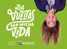 "Echa un vistazo a este proyecto @Behance:""Las vueltas dan mucha vida / NATALIA"" https://www.behance.net/gallery/40443001/Las-vueltas-dan-mucha-vida-NATALIA"