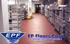 There are various types of #Industrial flooring, each having it advantages and disadvantages;  for instance, a medical device manufacturer will require one type of system in their production areas, while an electronics manufacturer or food processing plant shall require substantially different flooring.  Some typical industries utilizing seamless #Epoxy flooring include: