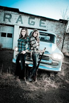 Rage - Country Western Fashion Photography