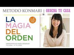 La magia del orden según Marie Kondo. Nueva Temporada Hablando Sola - YouTube