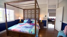Holiday Home Reveal: Master Bedroom (Zone 3) - Photos - House Rules - Official site