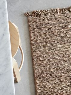 Shop our luxurious Sahara Weave rug reminiscent of rippling desert sand, its double layered weaving offering a knitted texture and rare richness underfoot. Natural Living, Natural Rug, Scandinavian Interior, Contemporary Interior, Layered Weave, Interior And Exterior, Interior Design, Color Plan, Beige Carpet