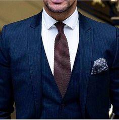 6f99253740b54 Knitted Brown Tie ✔️✔️#suitup #knittedties #davidwej #DW #mrgoodlife  #DWOutlets #konga #jumia. David Wej