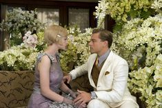 The Great Gatsby (2013) Nick Carraway: Gatsby believed in the green light, the orgastic future that year by year recedes before us.