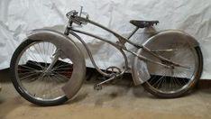 Custom Bike Bicycle - Art Deco www.ratrodbikes.com