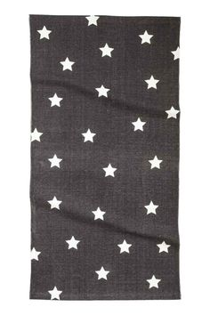 Star-print rug: Cotton rug with a star print. Star Nursery, Nursery Decor, Star Patterns, Textile Patterns, Textiles, Shared Bedrooms, H&m Home, Deco Furniture, Rugs Online