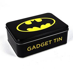 Batman Gadget Tin