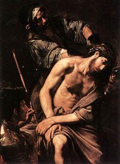 231. de Boulogne, Valentin - Coronazione di spine - Monaco, Alte Pinakothek