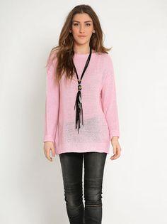 Πλεκτή τρυπητή μπλούζα - 12,99 € - http://www.ilovesales.gr/shop/plekti-trypiti-blouza-15/