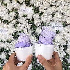 💜 lavender froyo withdrawals #lamaisonlavande #maisonlavande