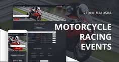RadekMatoska.sk - Motorcycle racing events