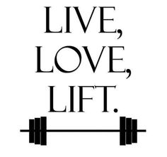 Muscles Burn Fat.  Through My Journey That Is Fact!  Pump Iron - Feel Your Strength - Embrace The Next Level Of Fitness!  Jess P