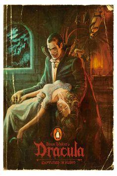 Bram Stoker's Dracula Captured in Audio     Penguin: Dracula