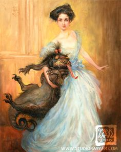 accessories illustration The Socialite print accessories monster pet fashion Omar Rayyan, Memes Arte, Illustration Art, Illustrations, Pet Fashion, Fashion Beauty, Arte Horror, Media Images, Oeuvre D'art
