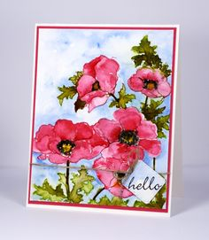 Poppy Gems 2 | bits & pieces - Heather Telford | Bloglovin'