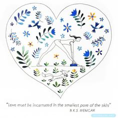 Love must be everywhere!