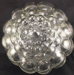 Vintage Light Globe Retro Ceiling Lamp Cover Cut Glass Clear | eBay