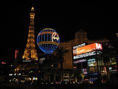 Las Vegas nightlife.