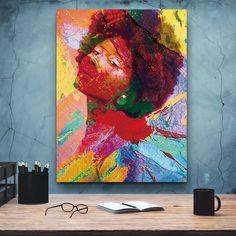 African-American Woman Vector Art, Melanin Art, 2 Beauty Woman, African Art,  Black Lives Matter, Housewarming Gift, Black Woman Art Framed Canvas Prints, Canvas Poster, Canvas Frame, Canvas Art, Great Housewarming Gifts, Black Women Art, Black Artists, African American Women, African Art