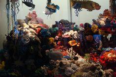 homespun yarn coral reef - Google Search